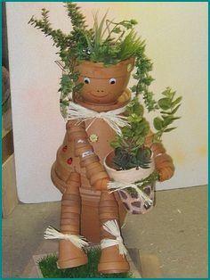 Epingle Sur Flower Pot Crafts