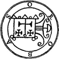 Seal of Orobas