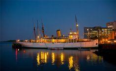 Halifax Maritime Museum of the Atlantic Concert Venues, Maritime Museum, Train Travel, Nova Scotia, Sailing Ships, Canada, Boat, Places, Beautiful