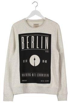 BERLIN - Bluza - biały