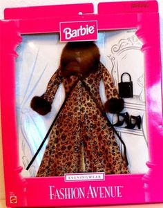 1997 Barbie Boutique Fashion Avenue Outfit Eveningwear Barbie Accessorie | eBay