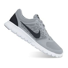 1c04027ea2701 These boys  Nike Flex Run running shoes are designed with articulated