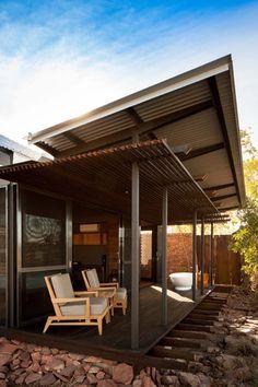 Adelaide Sa, Australian Architecture, Design Thinking, Villas, Architects, Costa, Terrace, Pergola, Outdoor Structures
