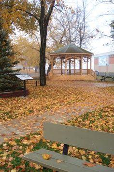 Campbelton NB Riverside park