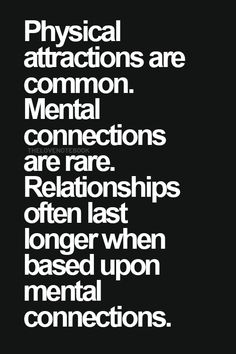 mental connections
