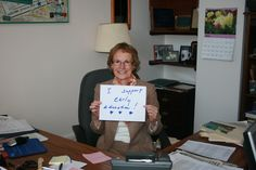 State Representative Ellen Story