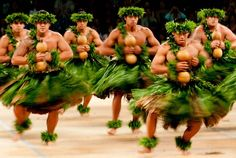 I just love a man who embraces his culture ~ male dancers from Hawaii