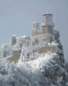 The Snow Queen (San Marino, Italy)