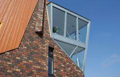 House with a view, Casa Mirador Almere NL   Arc2 architecten