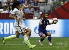 【写真】なでしこジャパン完敗、W杯連覇ならず 国際ニュース:AFPBB News