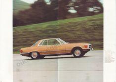 350SLC 7-1972 Slc, Luxury Cars, Mercedes Benz, Saudi Arabia, Classic, Fancy Cars, Classical Music