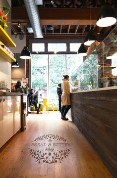 The Bread and Butter Bakery on Behance