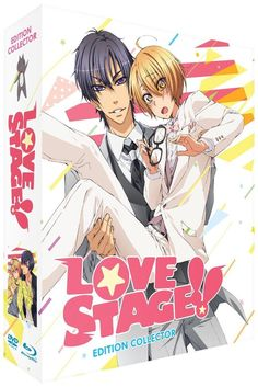 Love Stage!! - Intégrale - Edition Collector Limitée  - BLU-RAY