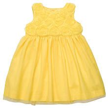 Carter's Girls Tulle Dress with Diaper Cover