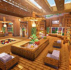 Minecraft Farmen, Modern Minecraft Houses, Amazing Minecraft, Minecraft House Designs, Minecraft Construction, Minecraft Tutorial, Minecraft Blueprints, Minecraft Architecture, Minecraft Crafts