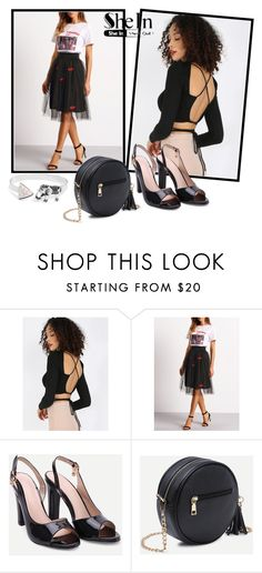 """""""SheInSide-X/8"""" by dzemila-c ❤ liked on Polyvore featuring Sheinside and shein"""