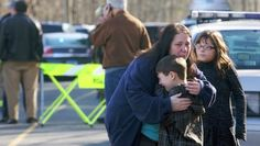 our kids should NEVER cry like this! Sandy Hook Elementary School Shooting, Newtown CT
