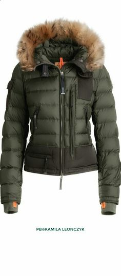 Womens Parajumpers Skimaster Ski Jacket by Parajumpers