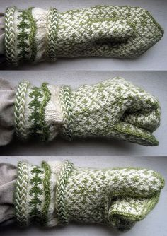 gloves, Estonia