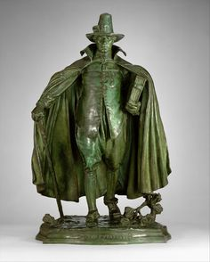 The Puritan Augustus Saint-Gaudens (American 955525e1113