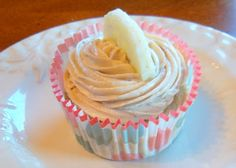 Peanut Butter Banana Pupcakes for your four legged friends! Doggy Tested, mommy approved :)