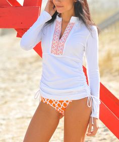 The Leader in Sun Protection - Cabana Life offers stylish sun protective clothing and swimwear with UV protection. Browse our beachwear products today! Upf Clothing, Sun Protective Clothing, Bikinis, Swimsuits, Rash Guard Women, One Piece Swimwear, Swimwear Fashion, Fashion Outfits, Womens Fashion