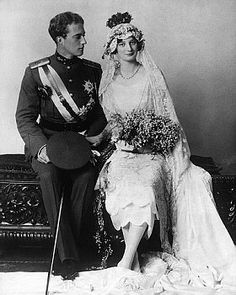 1926 Wedding King Leopold & Queen Astrid
