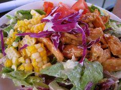 Noodles and Company Backyard BBQ Salad Recipe