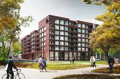 "HafenCity Hamburg - Lohsepark - HafenCity's green ""Cental Park"""