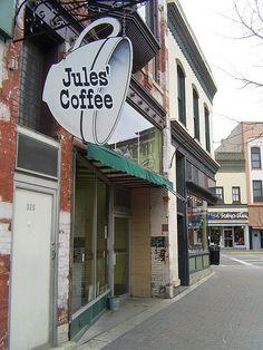 Jules' Coffee - LaCrosse WI