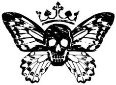 Skull Crown Stamp