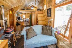 Крошечные жилые дома размером в спальню – Журнал – His.ua