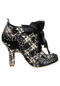 Irregular Choice - ABIGAILS PARTY - Hoge hakken - Zwart