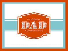 Father's Day 2013 by lovebakesgoodcakes, via Flickr
