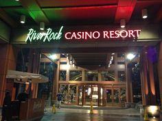 River Rock Casino. Vancouver, BC.