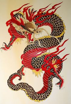 Drawing Dragon Oriental 28 Ideas For 2019 Chinese Dragon Art, Japanese Dragon Tattoos, Japanese Tattoo Art, Asian Dragon Tattoo, Dragon Tattoo For Women, Dragon Tattoo Designs, Dragon Rouge, Oriental Tattoo, Dragon Artwork
