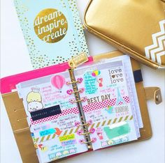 Layout: Websters Pages Color Crush Gold
