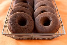 GFCF choc donuts...includes a recipe for a choc frosting too!