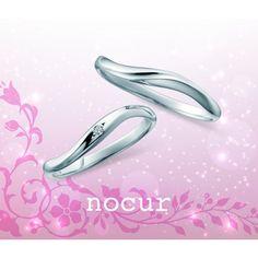NIIMI(ニイミ):nocur【ノクル】素材はプラチナ☆ 2本でもこの価格!のメインイメージ