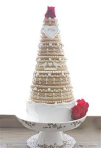 Norwegian Wedding Cake - The Kransekake