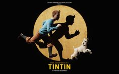 The Adventures of Tin Tin ... LOVED this as a kid!