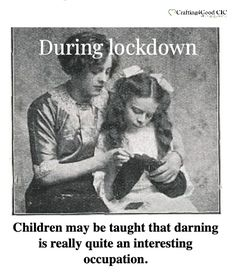 """We thought this was quite funny! How times have changed. During lockdown we're all searching for things to pass the time, free stuff and kids crafts...and we ended up on Gutenberg.org - screenshot borrowed from """"Needlework Economies: A Book of Mending and Making with Oddments and Scraps"""" Fun Crafts For Kids, Free Kindle Books, Free Stuff, Searching, Needlework, Ebooks, Scrap, Times, Thoughts"""