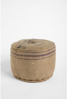 only moderately obsessed with burlap