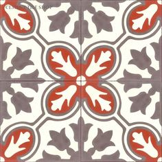 Cement Tile Shop - Encaustic Cement Tile Avallon