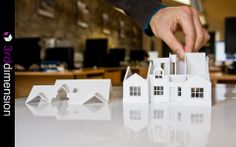 Private Residence - 3D Printing, Exterior 3D Print of Private Residence