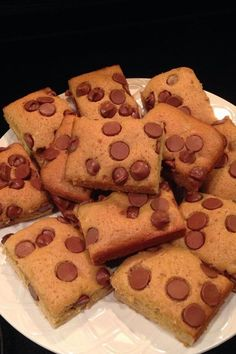 """Blonde Brownies I 