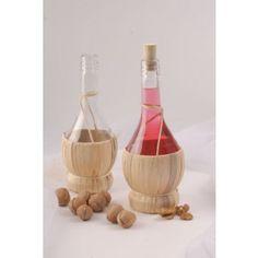 Sticla 500 ml Fiasco | Cadouri marturii nunta Bottle, Home Decor, Decoration Home, Room Decor, Flask, Interior Decorating