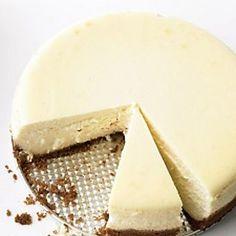 No-Bake Cheesecake Recipe | Martha Stewart