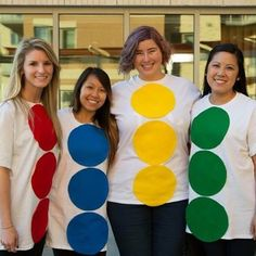 Pin for Later: 26 Group Halloween Costume Ideas That Will Win Over Your Entire Office Twister