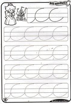 La preescritura se entiende como unas actividades (trazos) que el niño y la niña deben realizar y mecanizar antes de ponerse en contacto con la escritura propiamente dicha. (letras, sílabas, palabras…).Pero, la preescritura no es sólo eso; se trata de una fase de maduración motriz y perceptiva del niño para facilitarle el posterior aprendizaje de